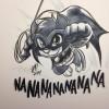 Scratch9 says, 'Happy 75th, Batman!'