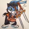 Scratch9 meets TMNT's Leonardo