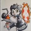 Art: Scratch9 Through the Portal!