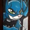 Art: Bat-Scratch