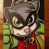 Art: Scratch Robin!