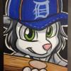 Art: Tiger Scratch on Deck!