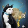Art: Jenny Parks' Amazing Scratch Pinup