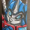 Art: Optimus Scratch