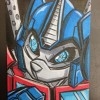 Art: Optimus Scratch
