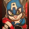 Art: Cat'n America: The Star Spangled Shorthair
