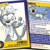 Trading Card #5 – Ichirou