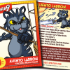 Trading Card #6 – Aliento Ladrón