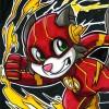 Art: The Flash!