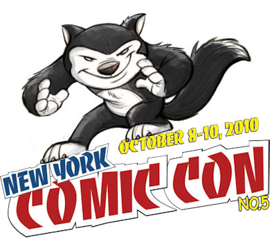 Scratch9 @ New York City Comic Con