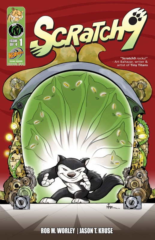 Scratch9 Issue #1 Cover (medium res)