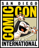 Scratch9 / Comic-Con Logo