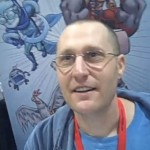 Jason Kruse at Comic-Con 2010