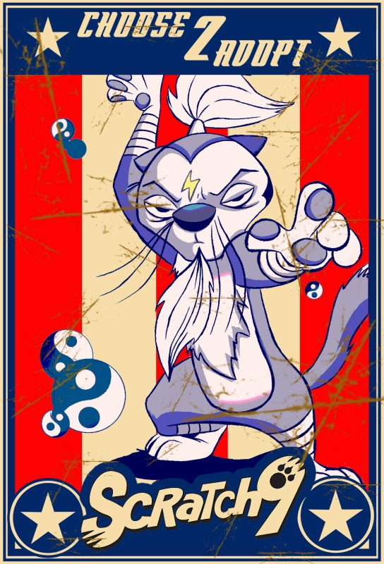Scratch9 Ichirou Trading Card