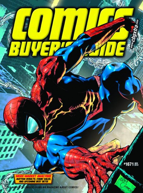 Comics Buyers Guide #1671 - Full Size Cover