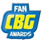 CBG Fan Awards Logo