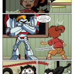 Scratch9 Free Comic Book Day 2014 Preview - Page 1