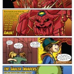 Scratch9 Free Comic Book Day 2014 Preview - Run & Amuk Page
